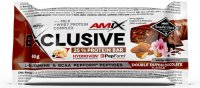 AMIX Exclusive Protein Bar, Double Dutch Chocolate, 40g