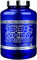 SciTec Nutrition 100% Whey Protein čokoláda 2350g