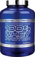 SciTec Nutrition 100% Whey Protein bílá čokoláda 2350g