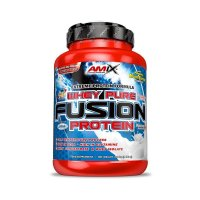 Amix Whey Pure Fusion Protein, Double White Chocolate, 1000g