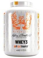 Extrifit Whey3 Mléčná čokoláda 2000g