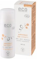 Eco Cosmetics CC krém SPF 30 BIO light 50ml
