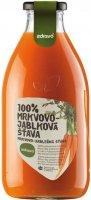 ZDRAVO Šťáva 100% mrkvovo-jablková 750ml