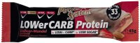 Power System LOWER CARB Protein Bar 33% 45g
