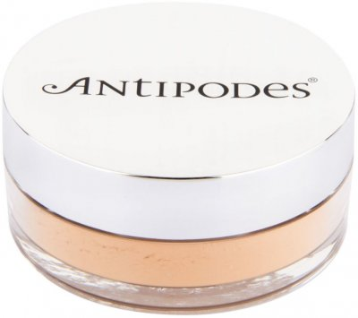 Antipodes Pudr pleťový 02 light yellow 11g