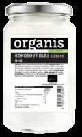 Organis Kokosový olej panenský BIO 1000ml