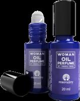 Renovality Woman oil perfume parfémovaný olej dámský 20 ml