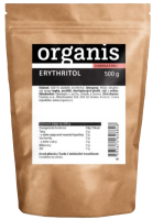 Organis Erythritol 500g
