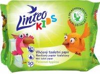 Linteo Kids vlhčený 1-vrstvý 60 ks