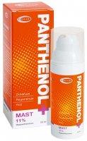 TOPVET Panthenol+ Mast 11% 50ml - Topvet Panthenol+ mast 11% 50 ml