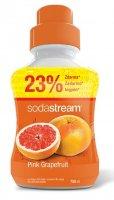 Sirup Pink Grapefruit 750ml SODASTREAM
