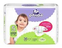 Panda Junior dětské pleny 36ks 12-25kg