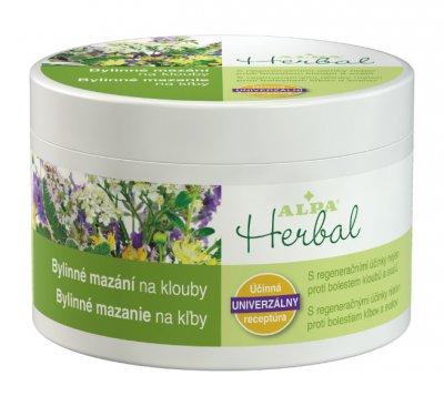 ALPA Herbal BYLINNÉ MAZÁNÍ 250ml