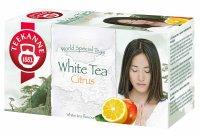 TEEKANNE White Tea Citrus 20x1,25g