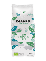 BIANCO 100% BIO ORGANIC Zrnková káva 500g