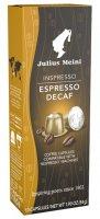 Julius Meinl Kávové kapsle Inspresso Espresso Decaf 10 ks