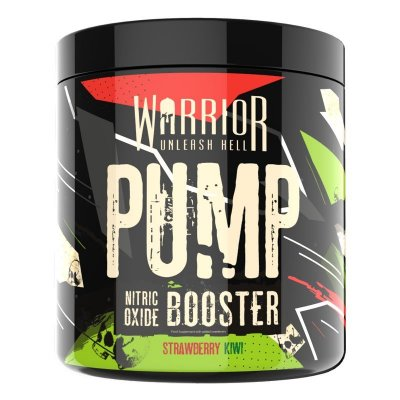 Warrior Pump strawberry kiwi 225g