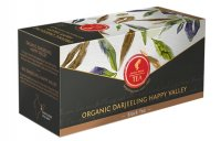 Julius Meinl Prémiový černý čaj Organic Darjeeling Happy Valley 18 x 2.3 g