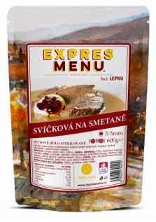Expres Menu Svíčková na smetaně 600 g