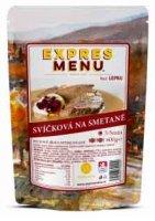 EXPRES MENU Svíčková na smetaně special 2 porce - Expres Menu Svíčková na smetaně 600 g