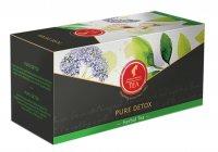 Julius Meinl Prémiový bylinný čaj Pure Detox 18 x 2.25 g