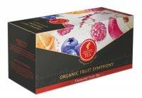 Julius Meinl Prémiový ovocný čaj Organic Fruit Symphony 18 x 3 g