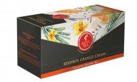 Julius Meinl LB Prémiový černý čaj Rooibos Orange Cream 18 x 2.5 g