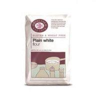 Doves Farm Bez lepku Směs bílá 1kg