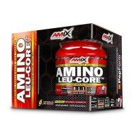 Amix Amino LEU-CORE 8:1:1, Fruit Punch, 390g