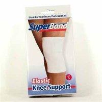 Bandáž elastická Superband - koleno vel.S