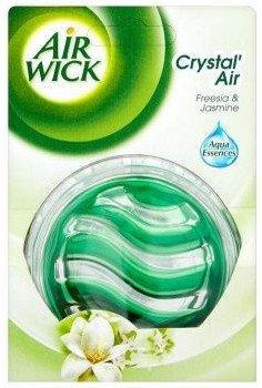 Airwick Crystal Air Bílé květy frézie 5,21g