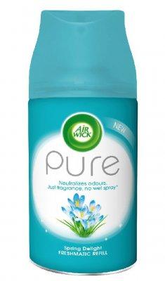 Airwick Automatický Spray Pure náplň Svěží vánek 250ml