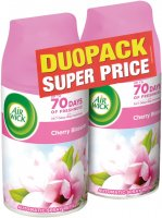 Air Wick Automatický Spray náplň DUO Pure Květy třešní 2x250ml