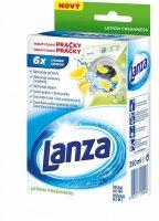 Lanza Tekutý čistič pračky Lemon 250ml