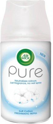 Airwick Automatický Spray náplň Pure Jemná bavlna 250ml
