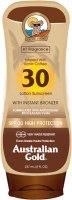 Australian Gold krém s bronzerem SPF30 237 ml