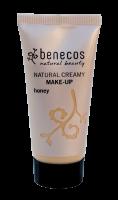 Benecos krémový make-up honey BIO VEG 30ml