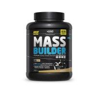 VPLab MASS BUILDER 2300g, sacharidovo-proteinový prášek, vanilka