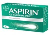 Aspirin 500mg 80 obalených tablet