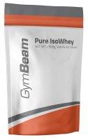 GymBeam Pure IsoWhey vanilla ice cream 1000g