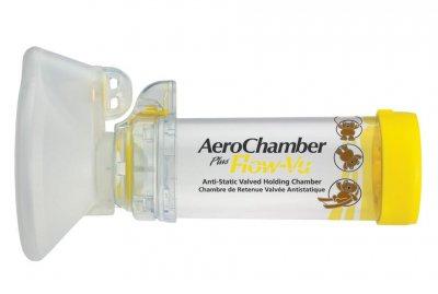 AeroChamber Plus s maskou pro děti 1-5 let