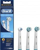 Oral-B Ortho Care Essentials OD17-3 náhradní kartáčkové hlavy 3ks