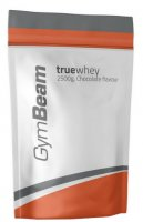 GymBeam True Whey Protein strawberry - 1000 g