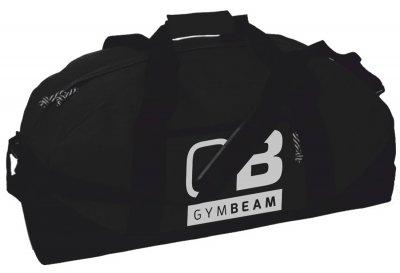 GymBeam Sportovní taška Basic black