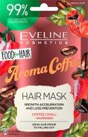 Eveline FOOD FOR HAIR – Vlasová maska Coffee 20ml