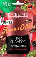 Eveline FOOD FOR HAIR – Šampon na vlasy Coffee 20ml