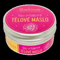 Saloos Šlehané máslo BIO tělové růžové máslo 75ml