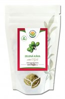 Salvia Paradise Zelená káva - Green coffee mletá CGA 150g