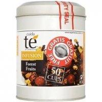 Čaj Cuida Te sypaný Lesní plody s moruší 100g - Cuida Té plech Infusion Forest Fruits ovocný čaj lesní plody 100 g