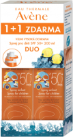 Avène Sun Kids opalovací spray SPF50+ 200 ml